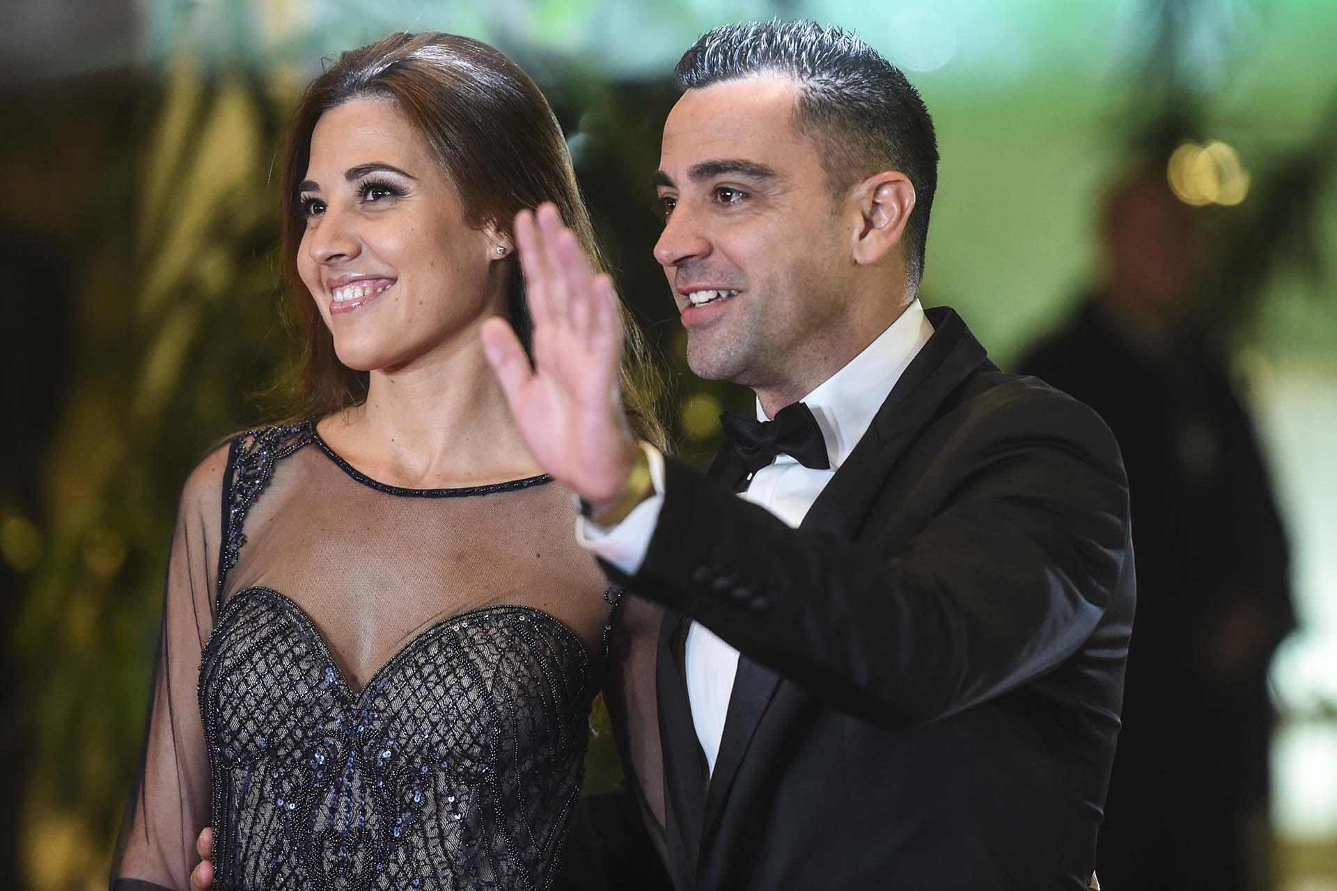 Hernández, futbolista del AlSaad Sports Club de Qatar, es padre de una hija junto a su esposa