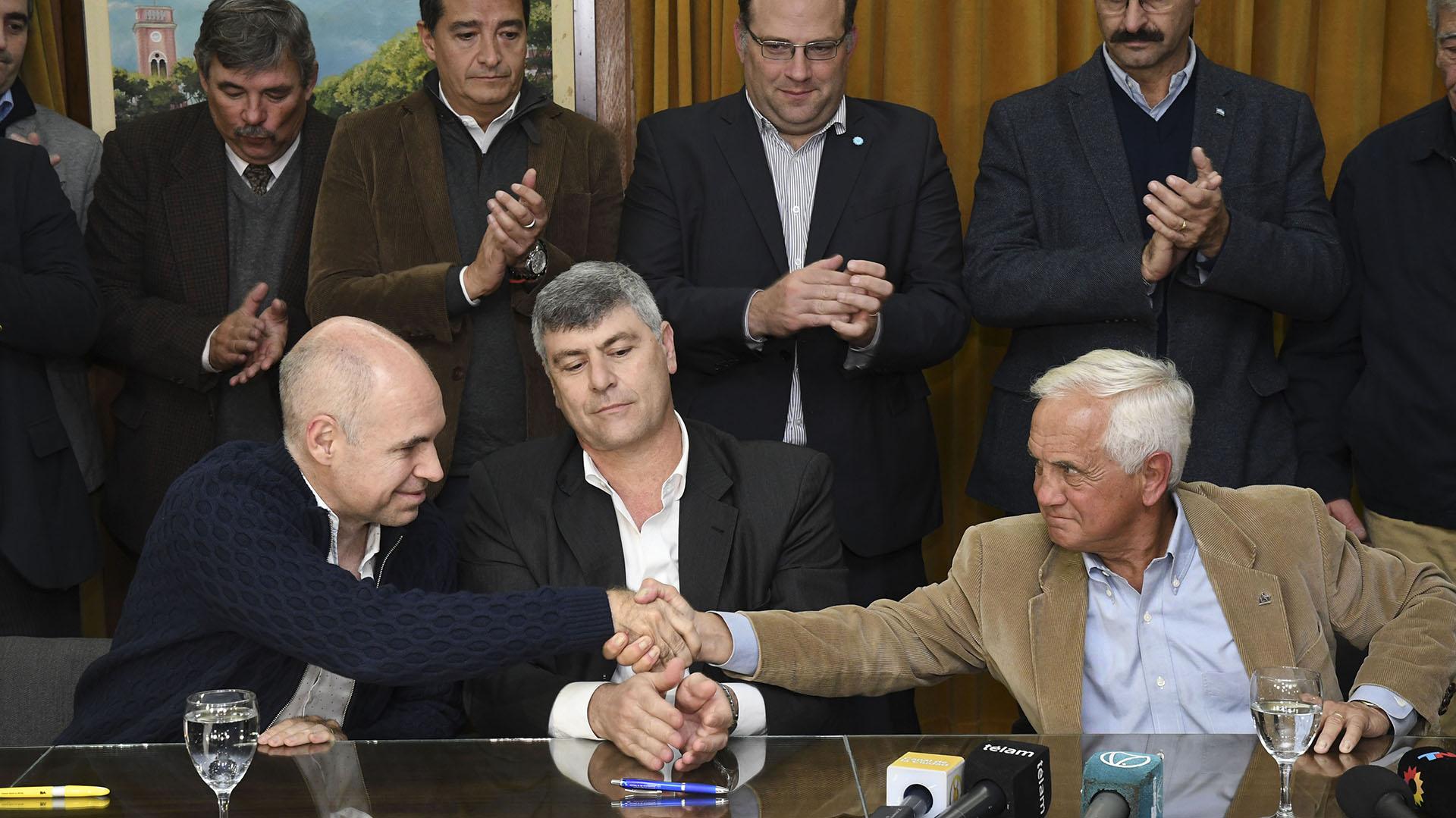 Comienza el traslado del Mercado de Hacienda de Liniers a La Matanza