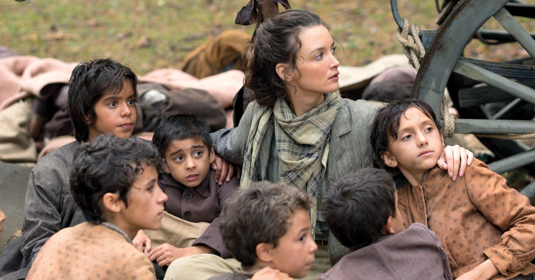 Las recaudación que la película recogió encinesse donará a instituciones caritativas