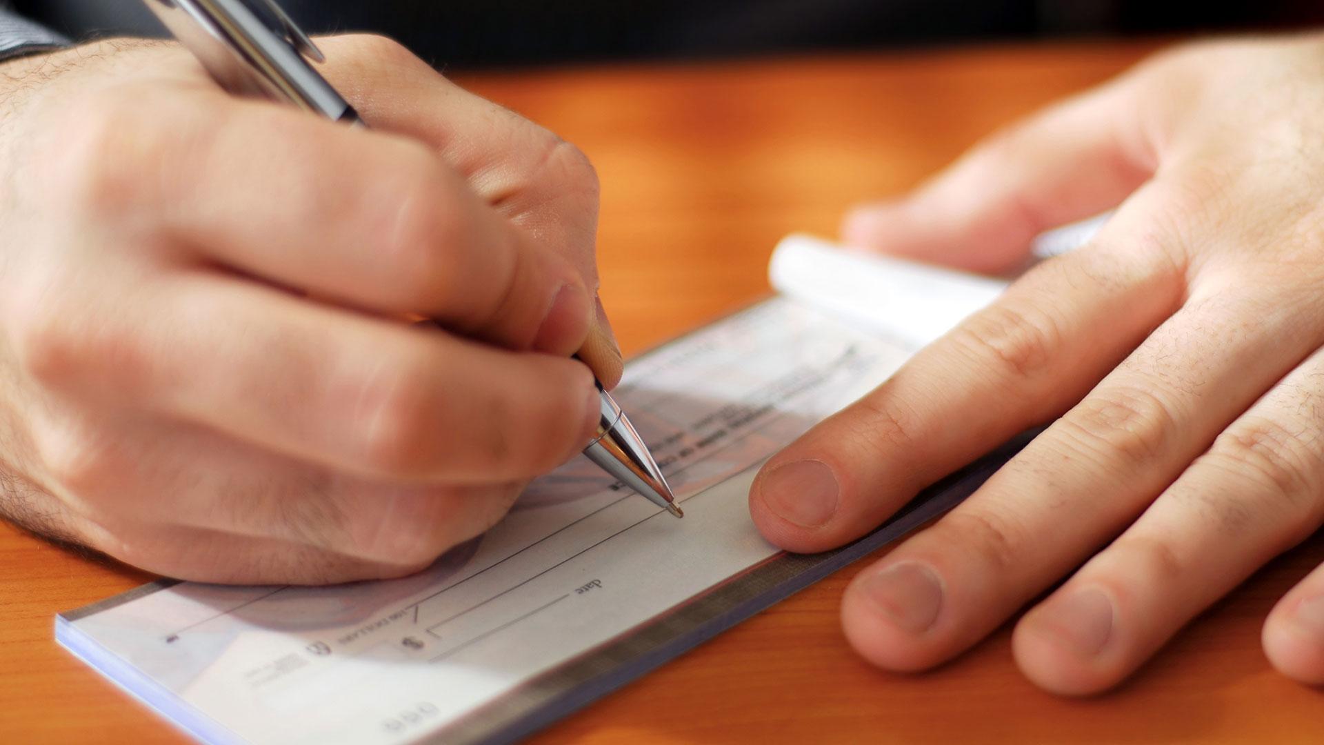 El descuento de documentos fue una de la formas de financiamiento que más disminuyó (iStock)