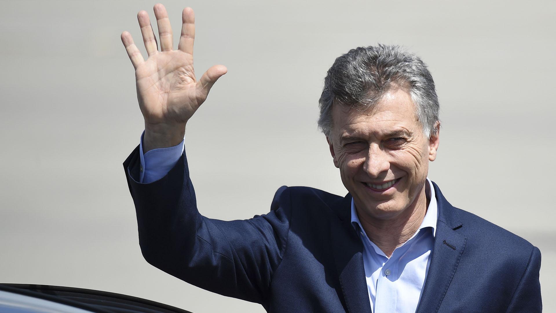 El Presidente argentino mantendrá reuniones con la británica Theresa May y el francés Emmanuel Macron