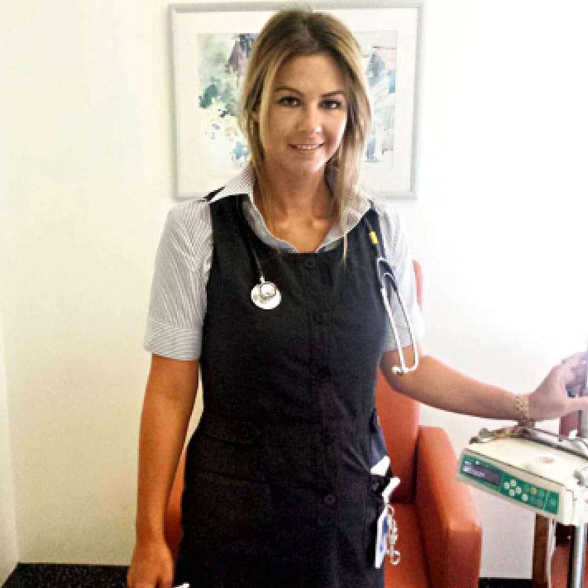 Enfermera dio una explicación sexual al ser sorprendida con cocaína en Australia