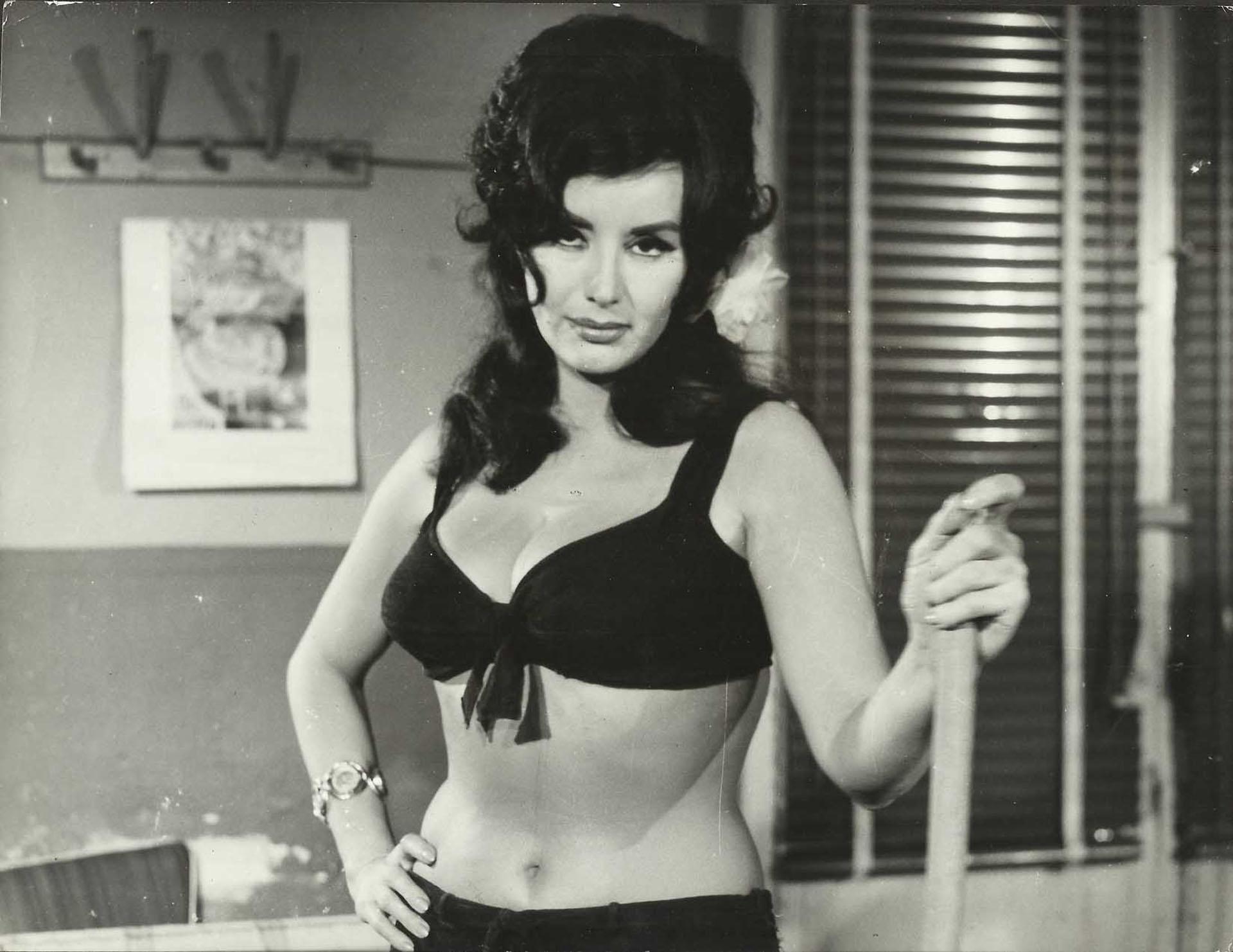 """Una imagen de la película """"La mujer del zapatero"""", de 1965, dirigida por Armando Bó y protagonizada también por Pepe Arias"""