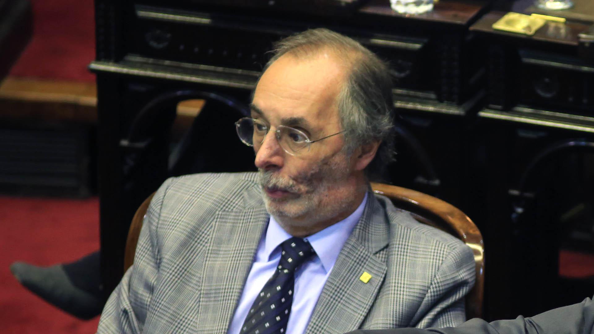 Pablo Tonelli,diputado nacional ymiembro del Consejo de la Magistratura