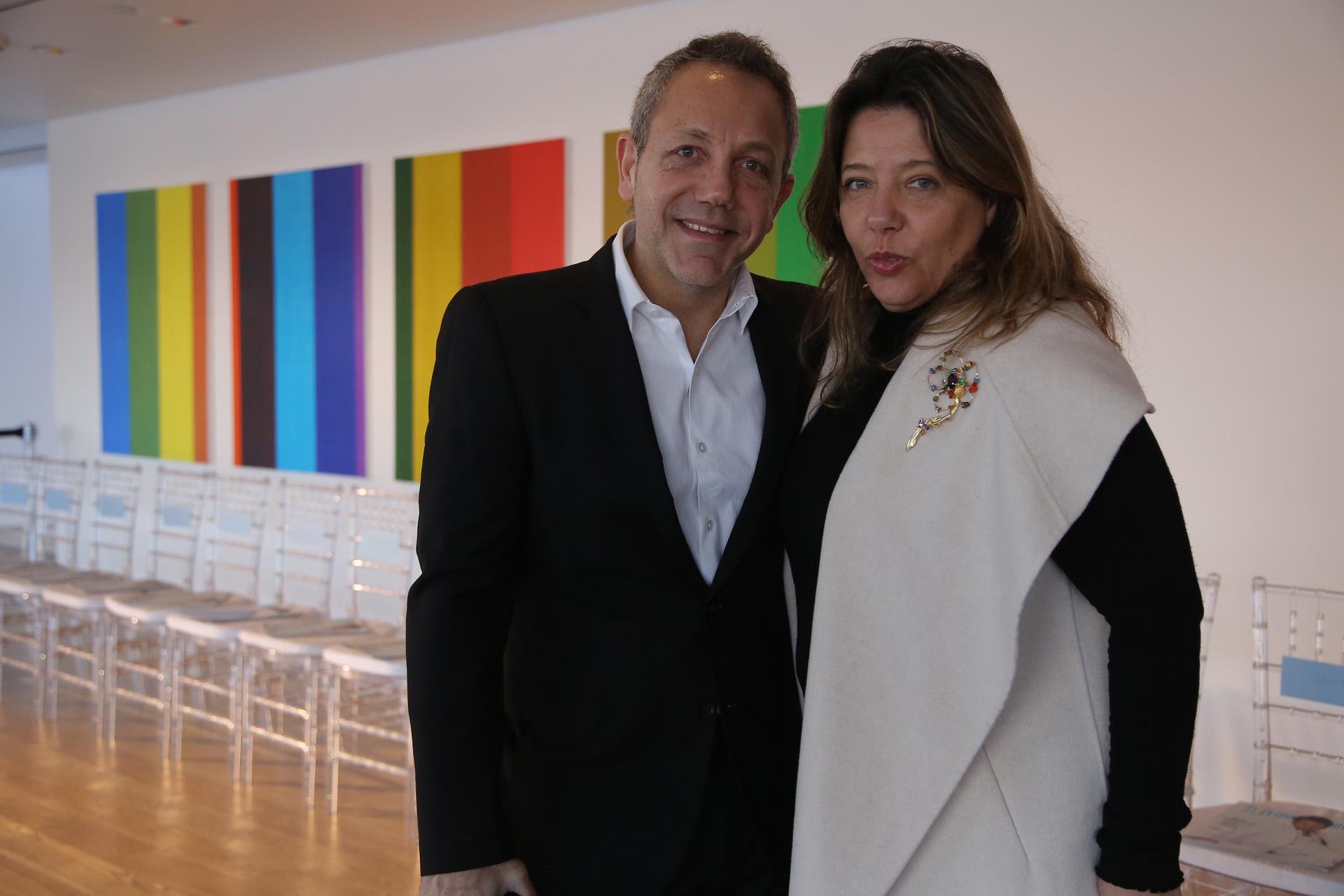 Guillermo Azar y María Claudia Pedrayes