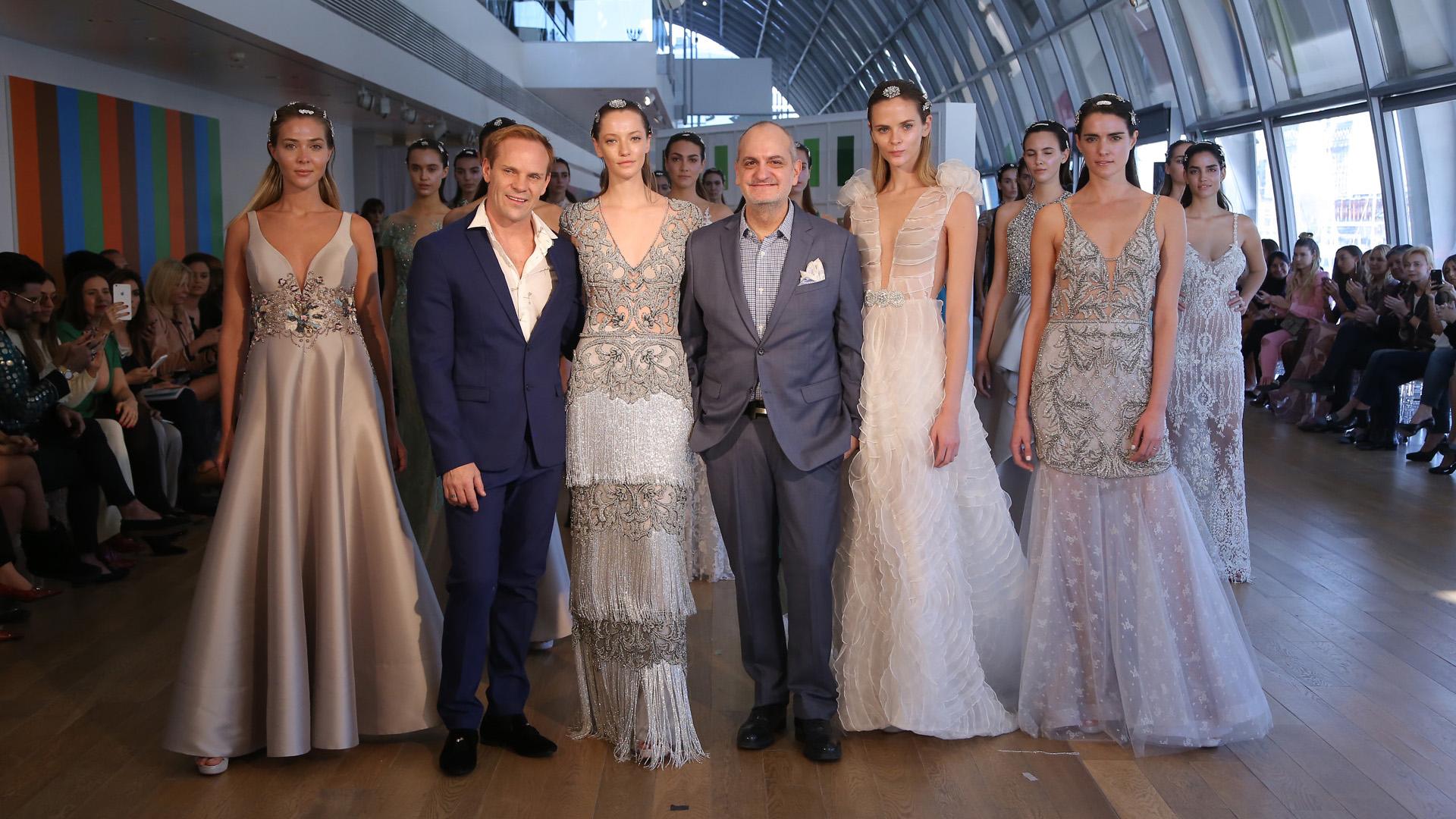 La fabulosa colección de Laurencio Adot, un homenaje a la tradición y la jerarquía de la Alta Costura Argentina, desde la Belle Époque hasta nuestros días