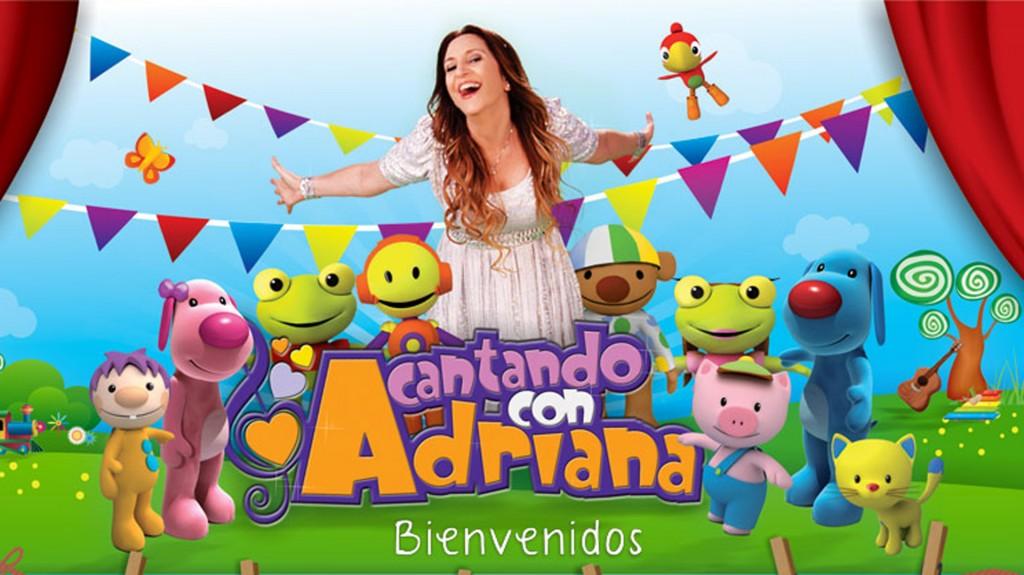 Adriana vacaciones