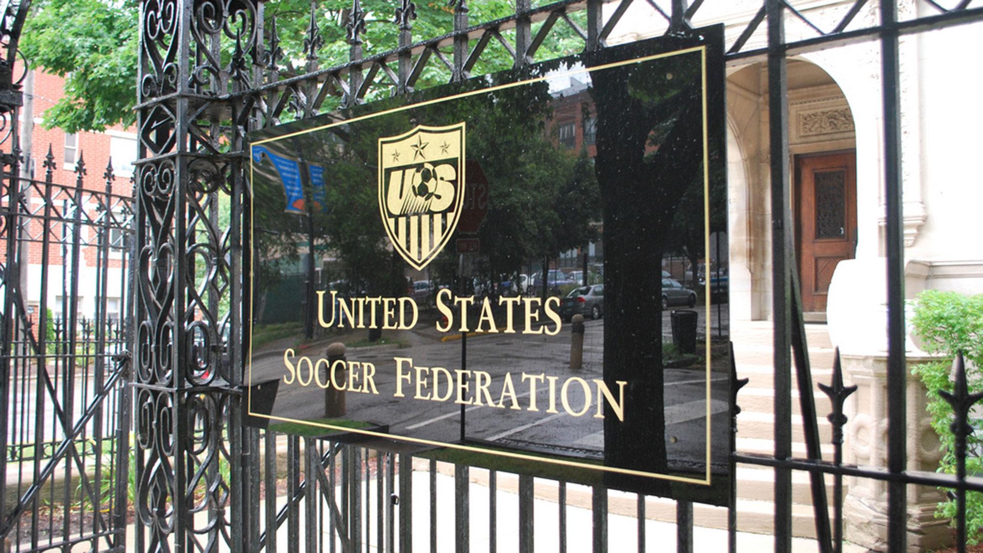 La Federación Estadounidense de Fútbol se presentó junto con la de Canadá y México para organizar el Mundial 2026