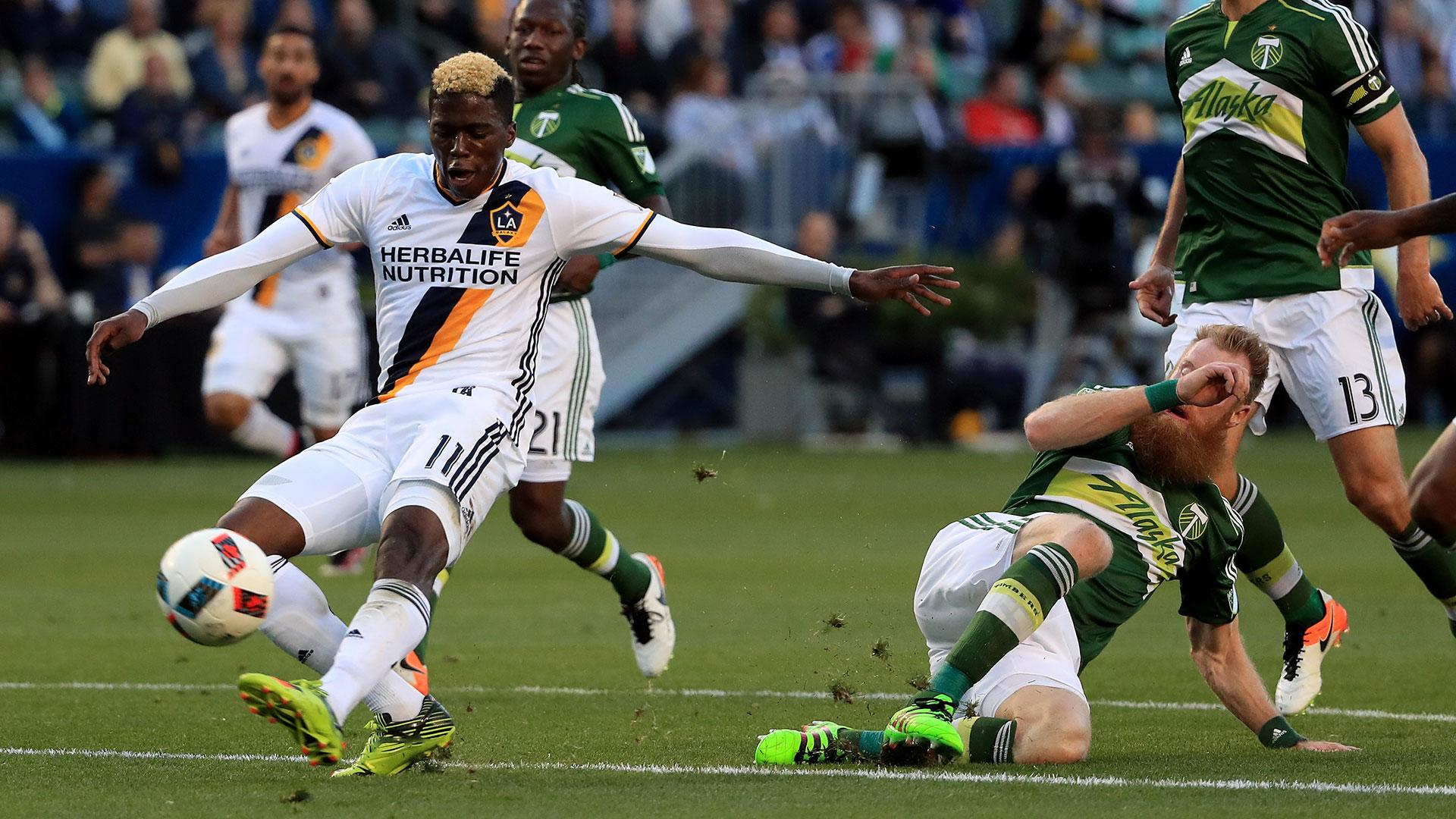 La MLS se nutre de estrellas que están cerca de su retiro y de futbolistas latinos (Getty Images)