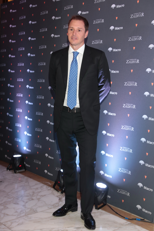 Jorge Brito, director del Banco Macro, presidente de la Asociación de Bancos Privados de Capital Argentino (Adeba) y vicepresidente primero de River Plate
