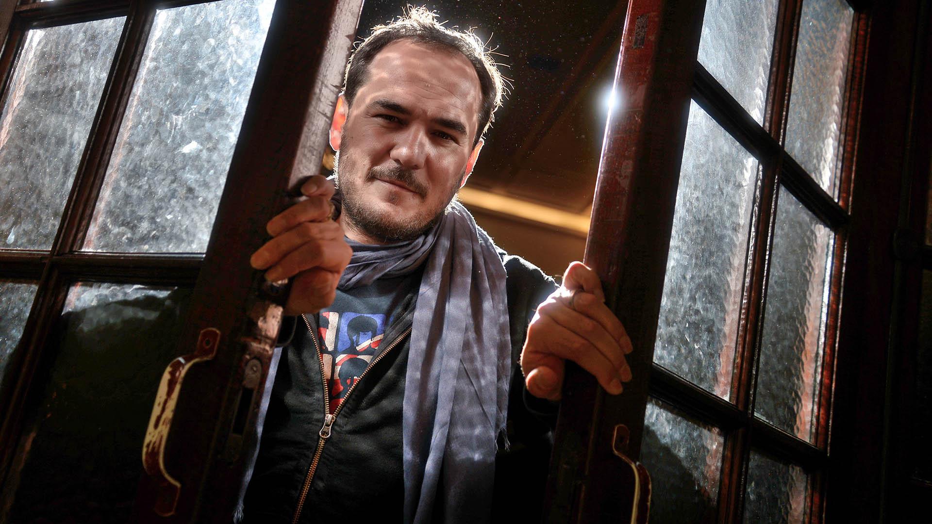 Ismael Serrano incursiona en el universo infantil (Enrique Abbate)