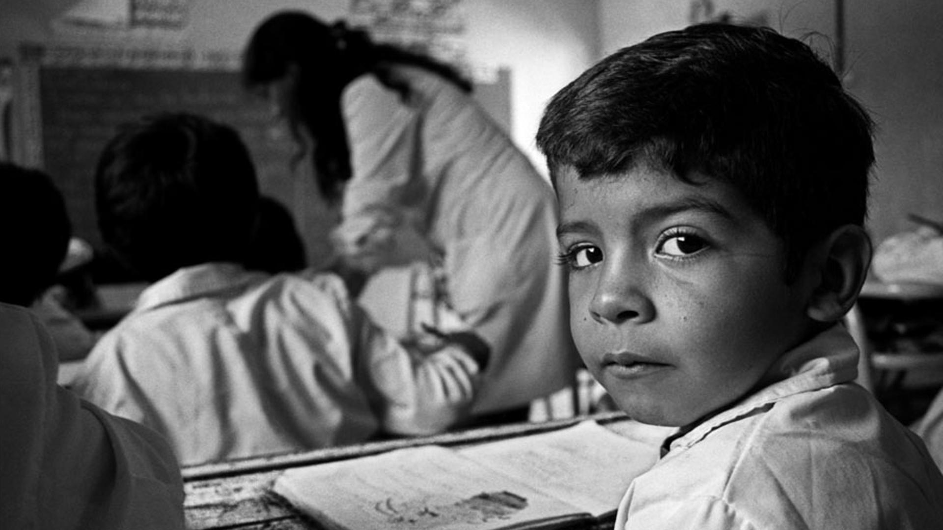 Imagen comúnde escuelas rurales en el país: allí donde los colegios también son centros comunitarios