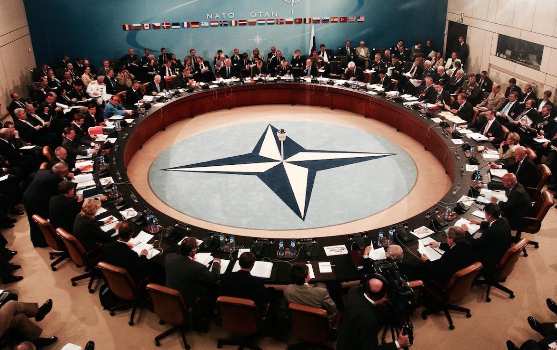 Reunión de la OTAN en Bruselas