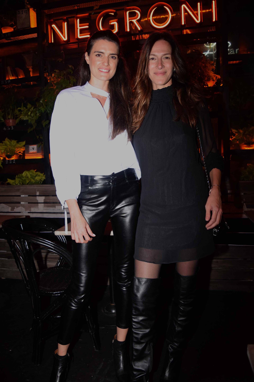Priscila Prete y Dolores Trull
