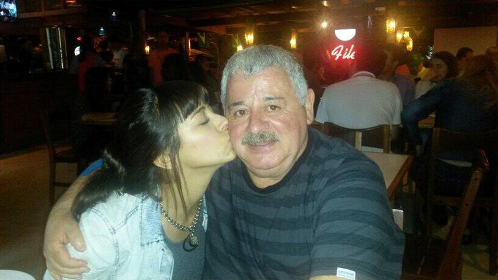 Tití Fernández con su hija Soledad