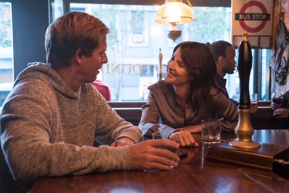 """Este es el primer protagónico de la actriz Cobie Smuders desde """"Cómo conocí a tu madre""""."""