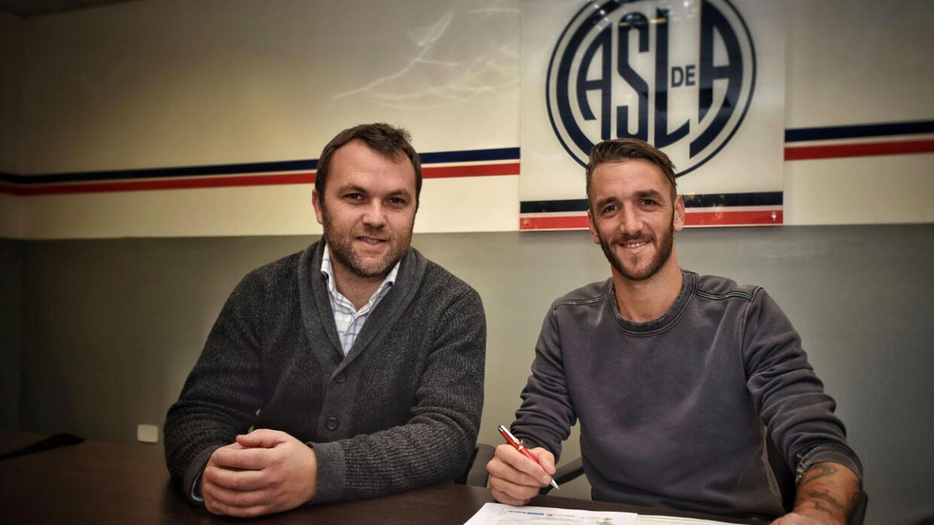 Romeo fue manager de San Lorenzo hasta fines del 2017