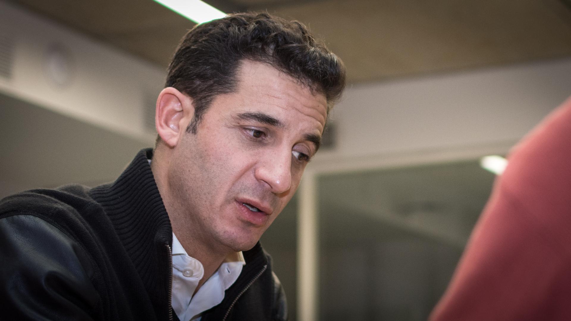 """""""No olvidemos que entre 1999 y 2001 no había inflación y terminamos yendo a una olla popular"""" (Martín Rosenzveig)"""