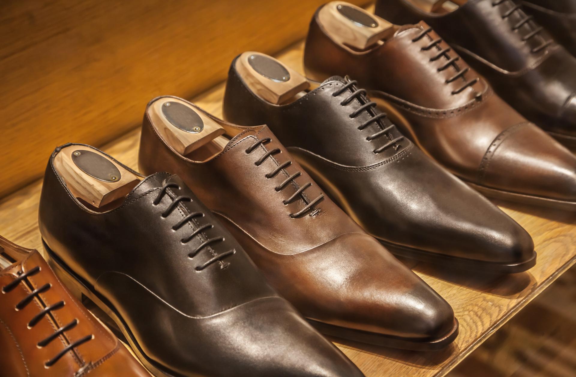Zapatos a medida, la trastienda de un proceso exclusivo y personalizado -  Infobae