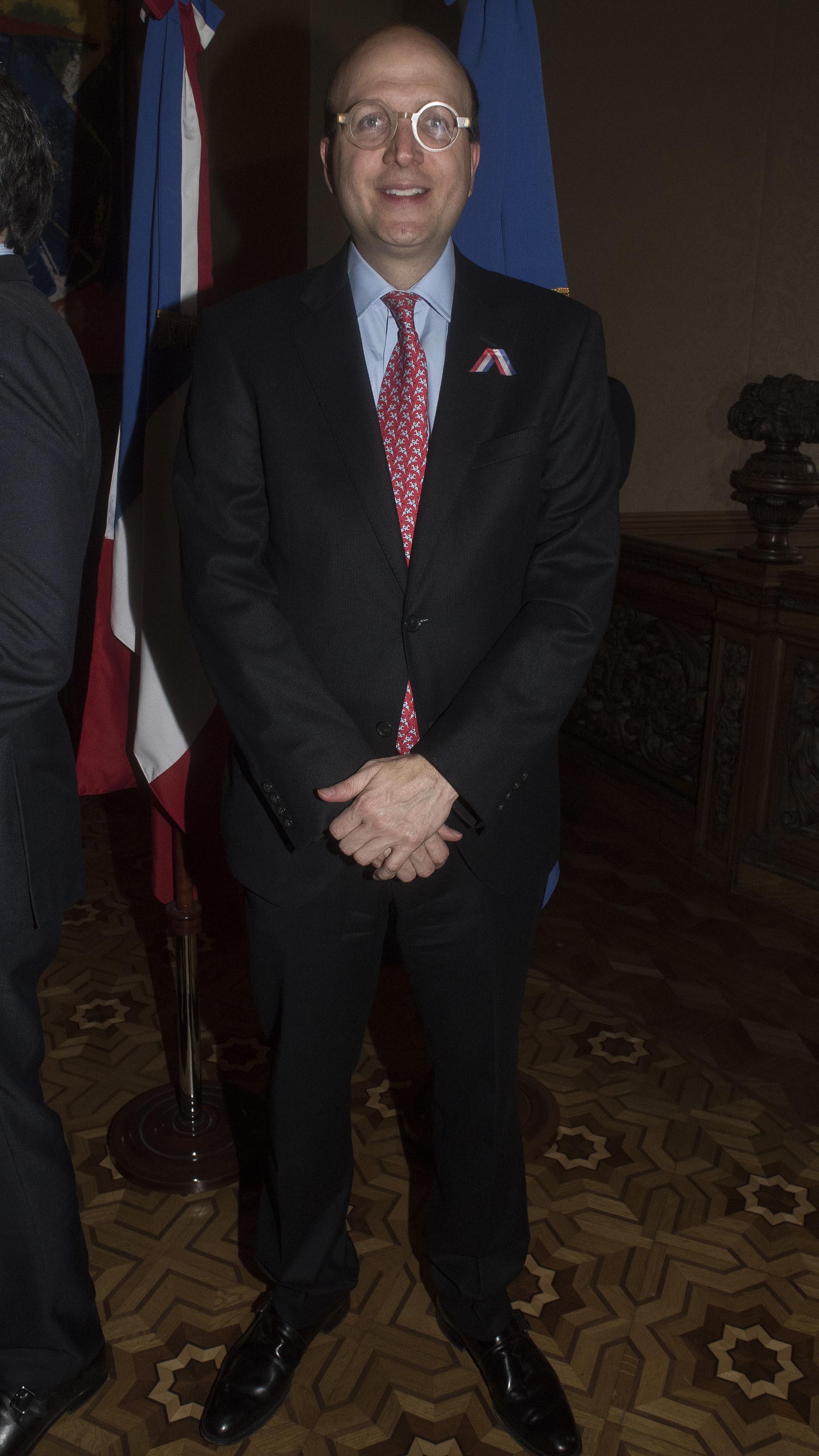 El director representante de CAF – Banco de Desarrollo de América Latina, Andrés Rugeles