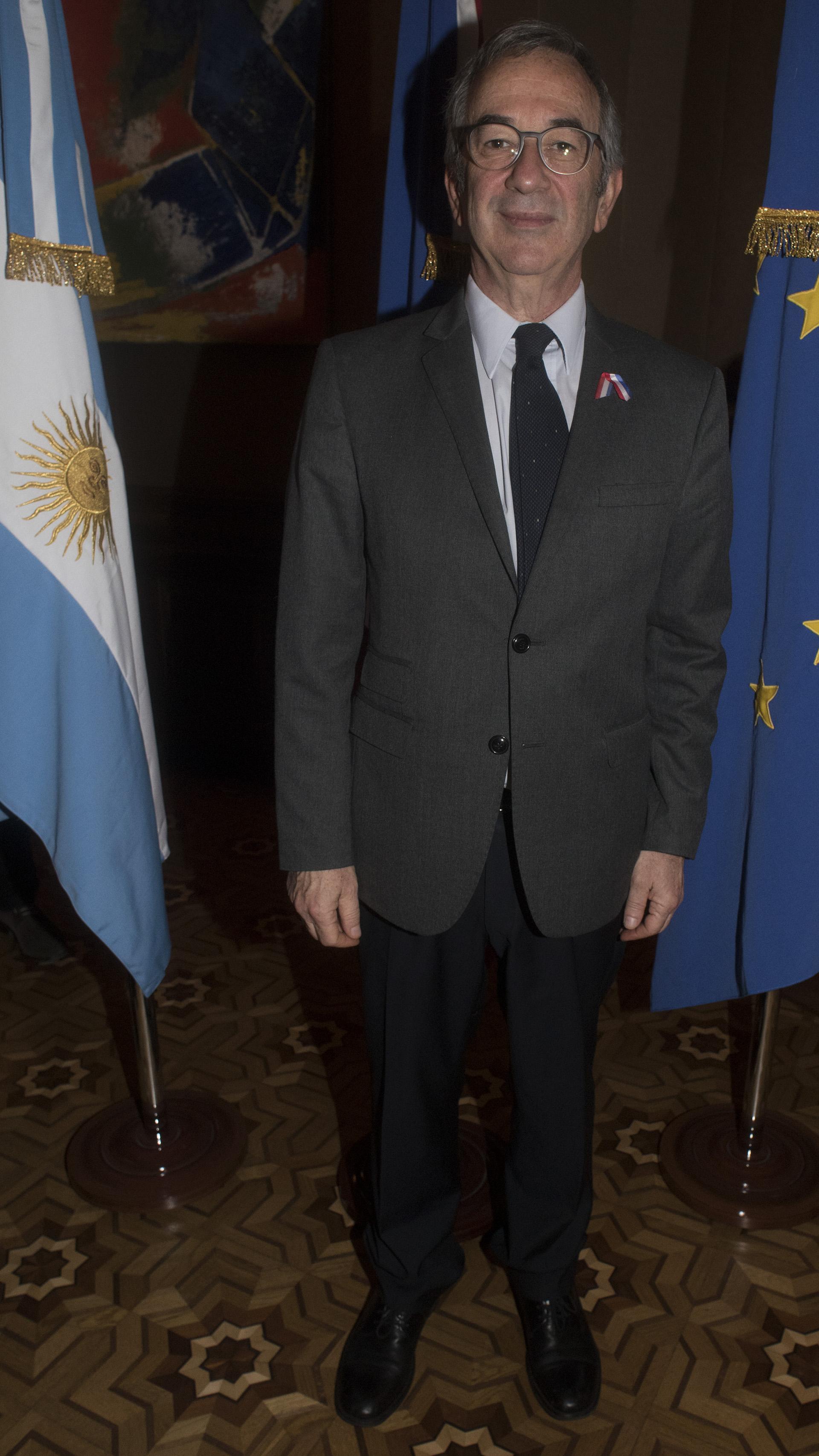 El secretario de Medios, Jorge Sigal