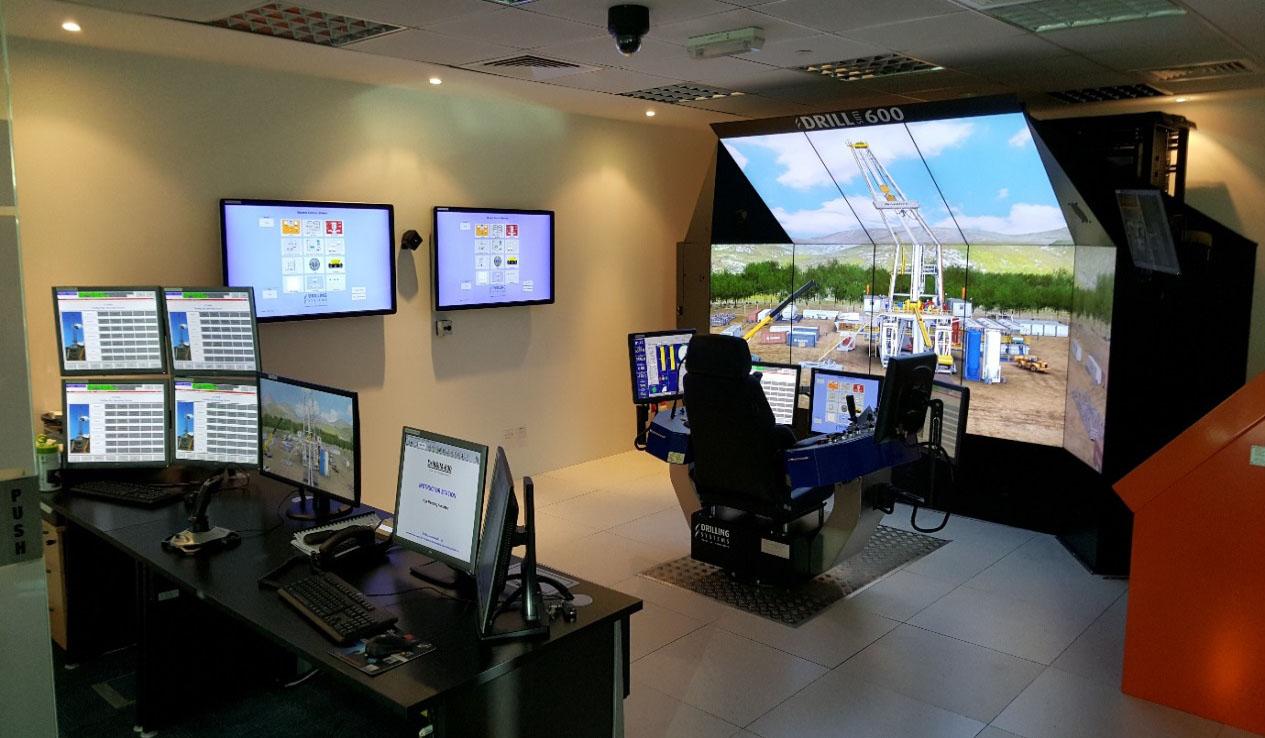 El simulador de Pan American Energy permite generar un espacio para la transferencia de conocimiento