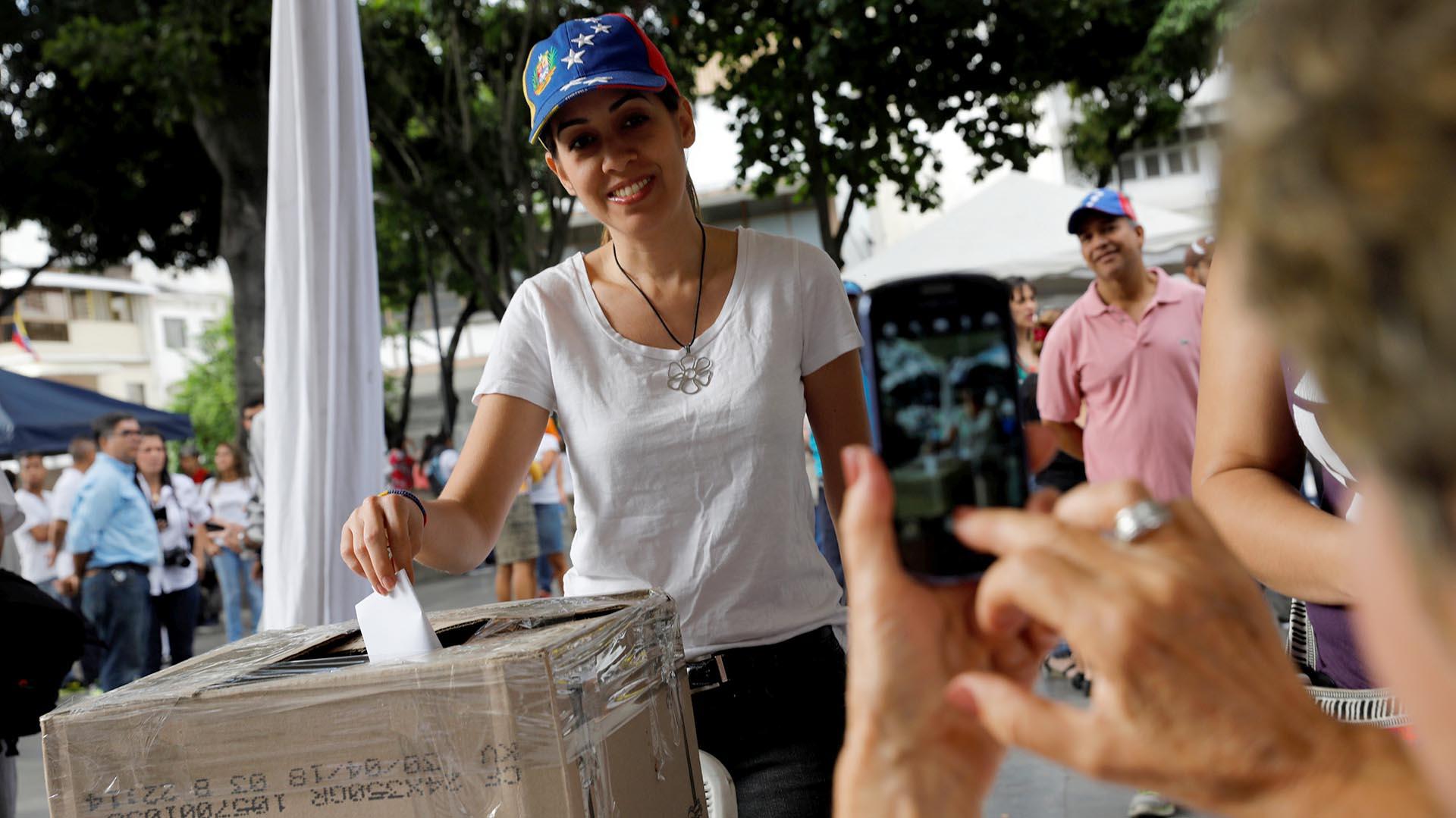 Caracas, el 16 de julio pasado (Reuters)