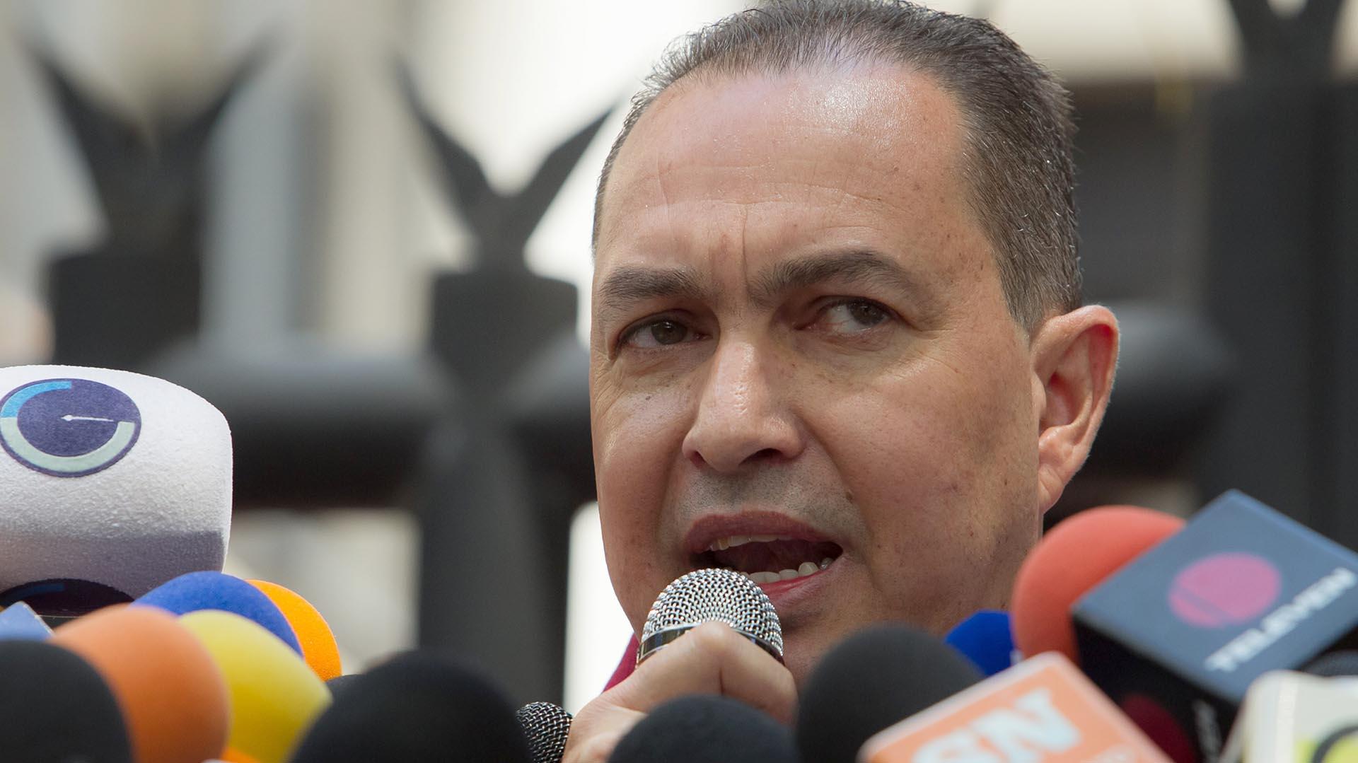 Richard Blanco, diputado por Caracas a la Asamblea Nacional y presidente del partido Alianza Bravo Pueblo (EFE)