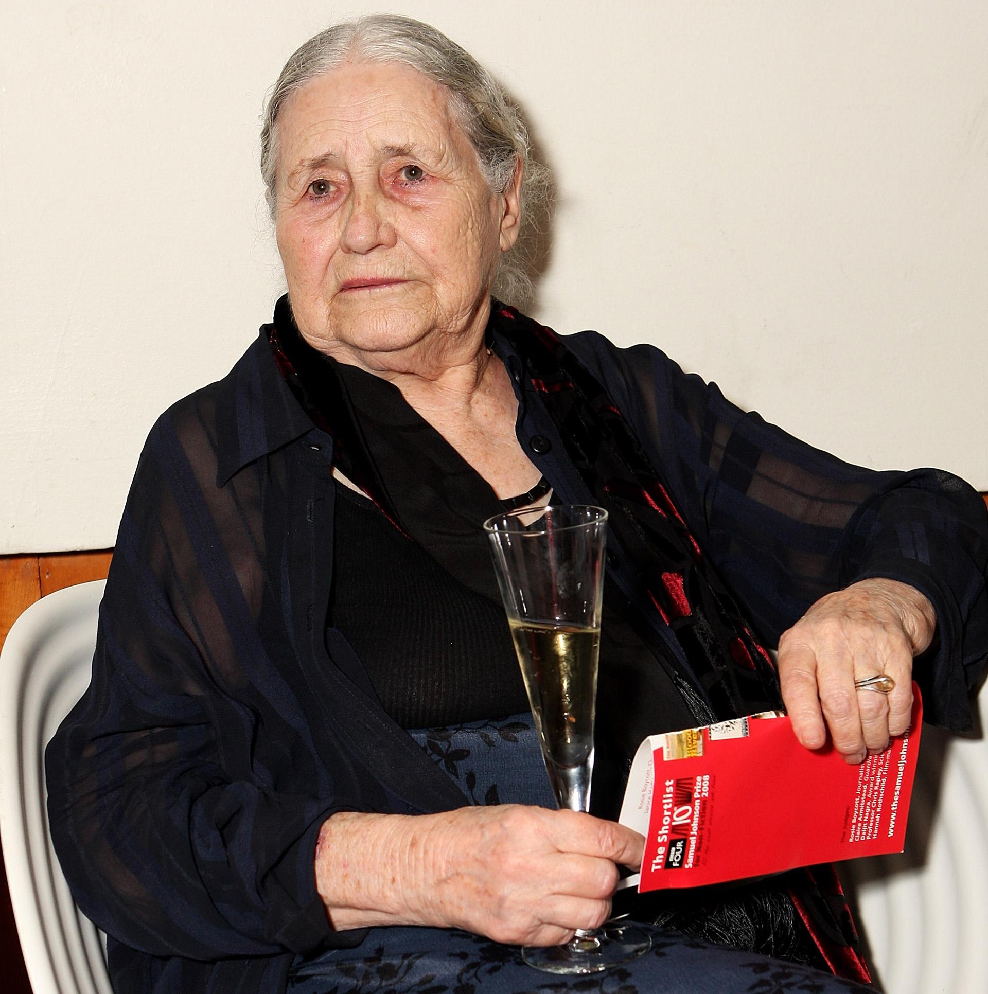 Doris Lessing (Getty)