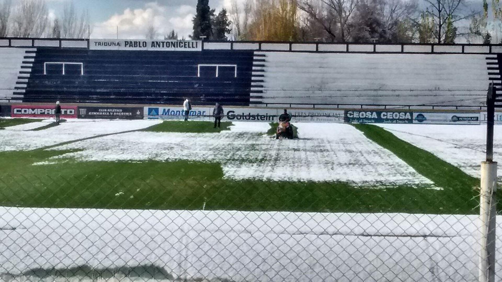 Club Atlético Gimnasia y Esgrima – Mendoza