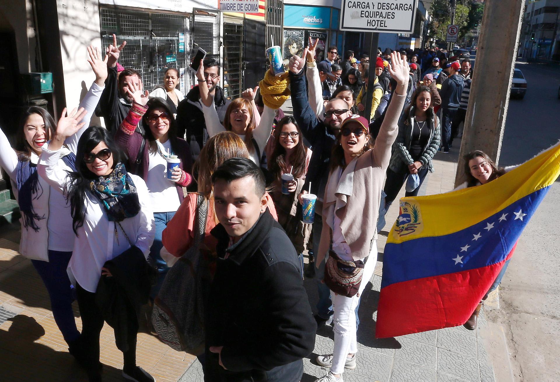 En Viña del Mar, Chile, también le dijeron no a la Asamblea Constituyente