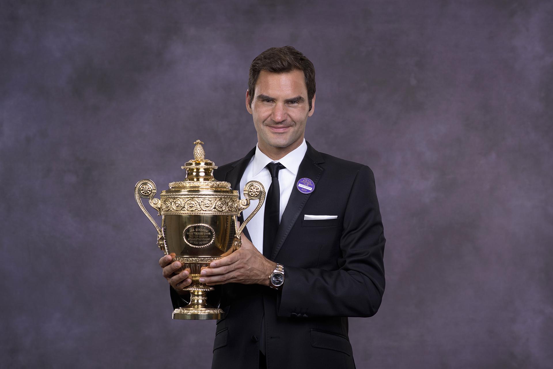 Se trata del título 19° de Grand Slam para el suizo (AFP)