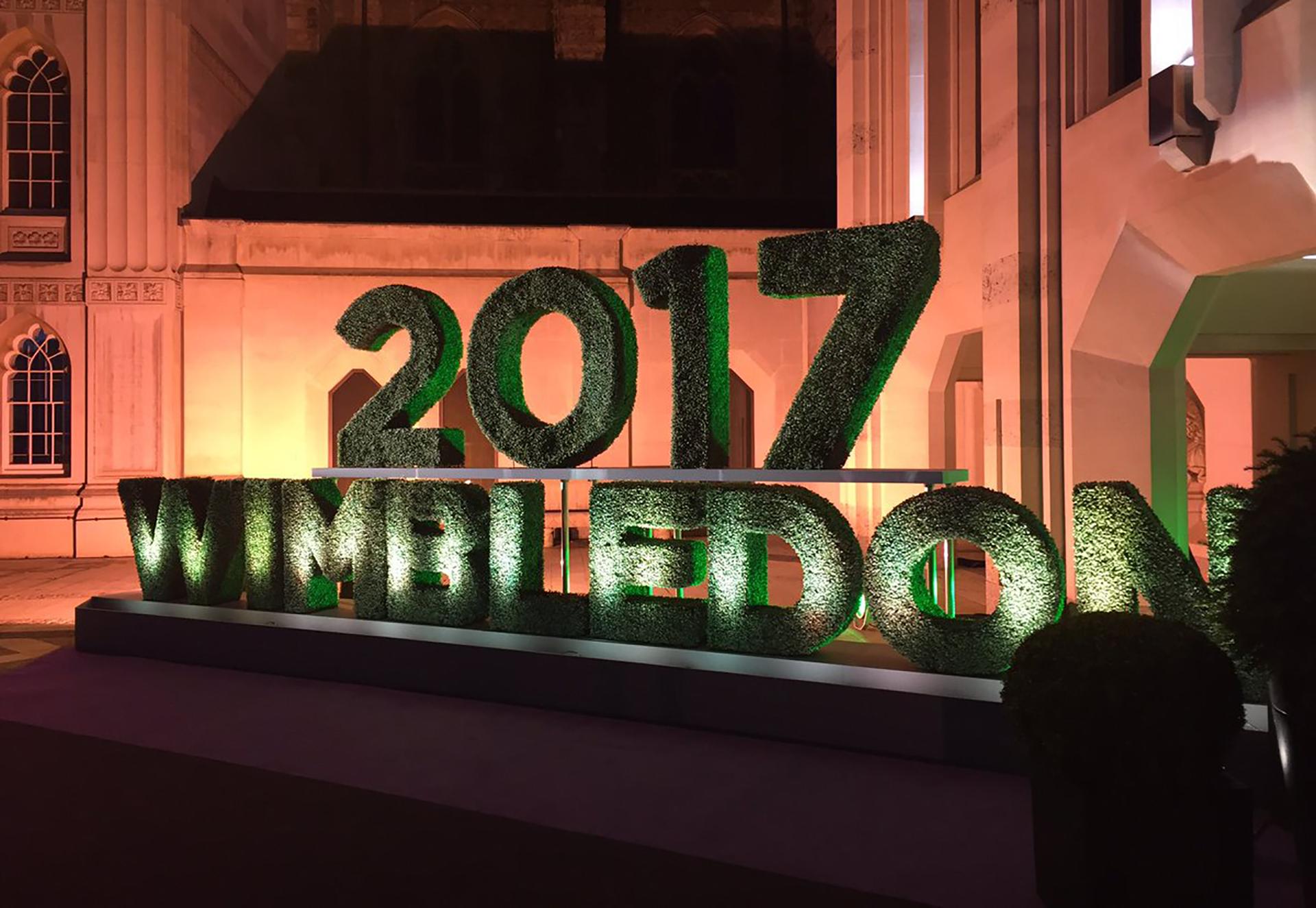 La Cena de Campeonesse realizó en el museo Guildhall de Londres