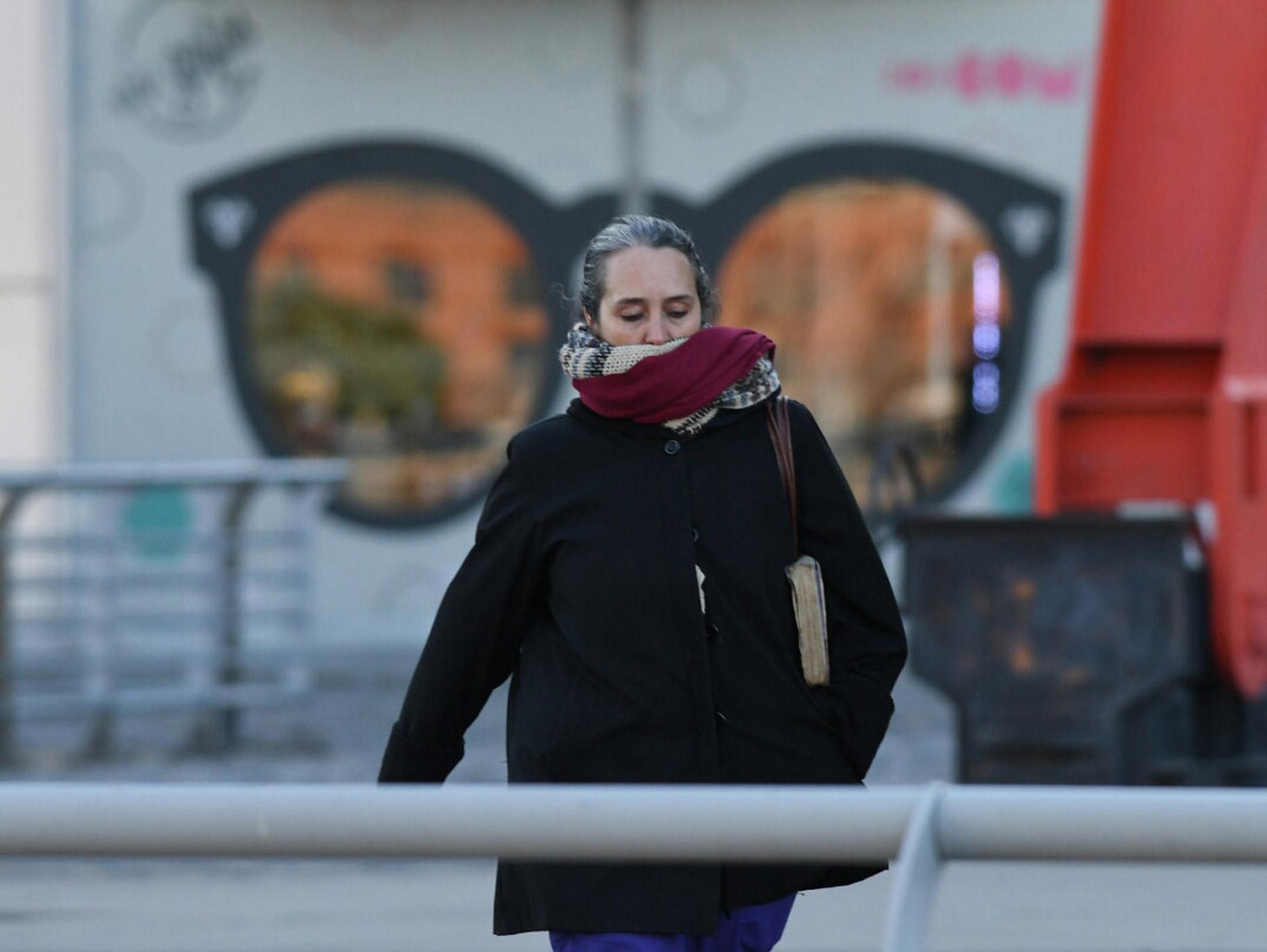 La ola polar impactó de lleno en Buenos Aires, donde se registró la mañana más fría del año con un grado