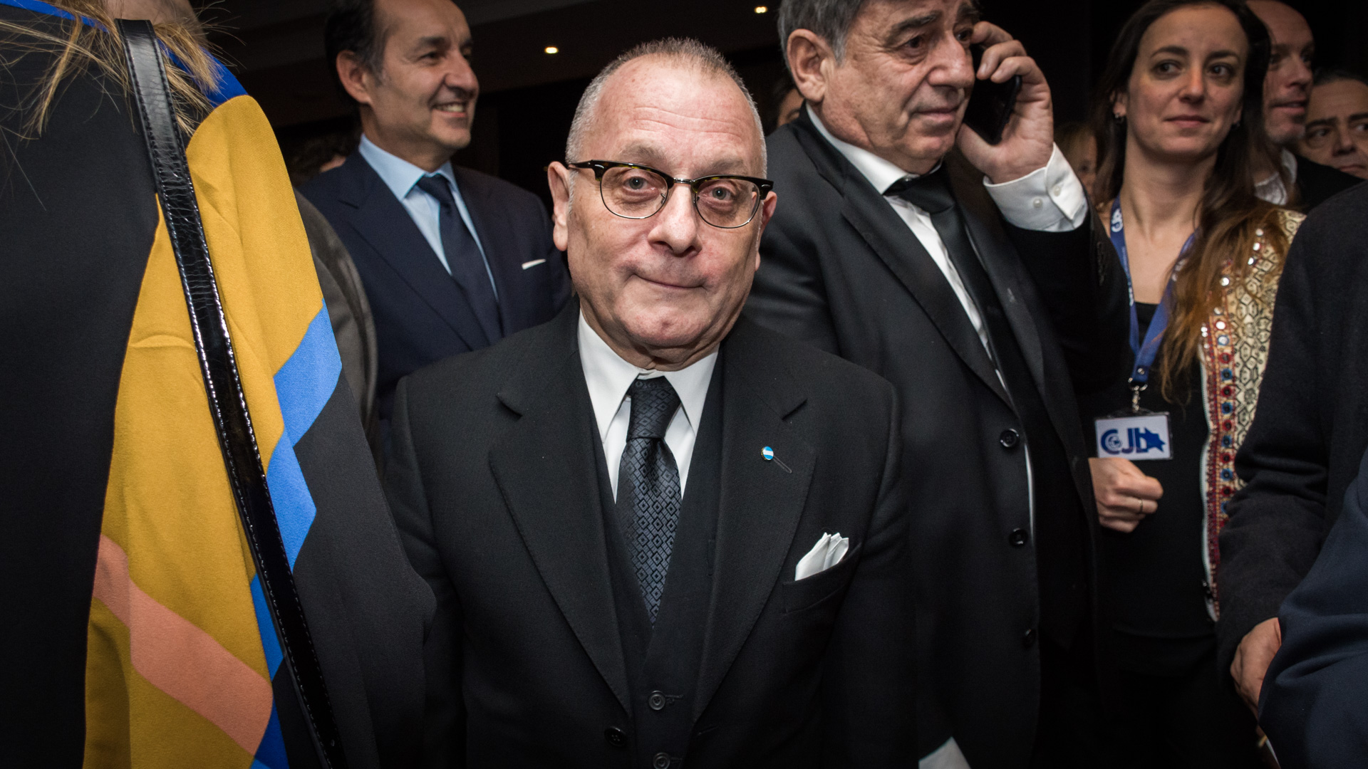 El canciller argentino, Jorge Faurie (Martín Rosenzveig)