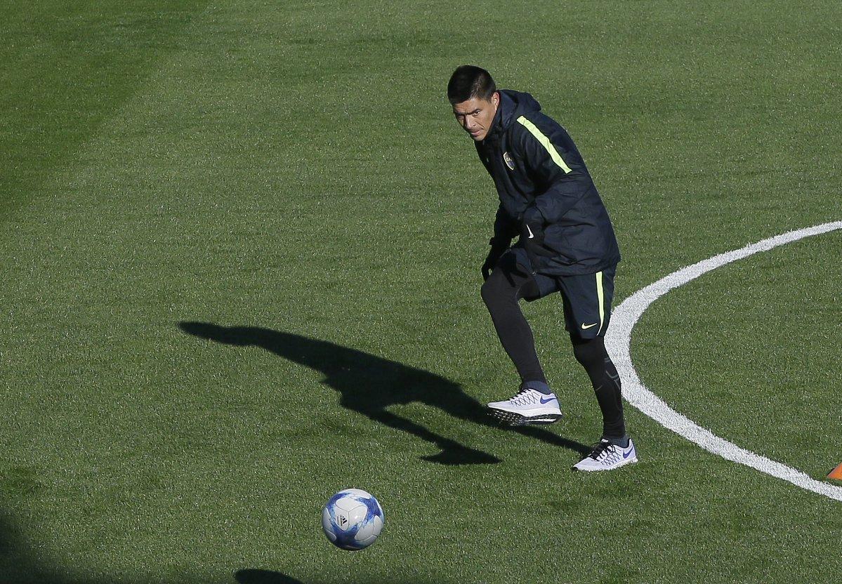 Goltz sufrió una lesión y no viajará con el plantel a Perú (Boca Juniors oficial)