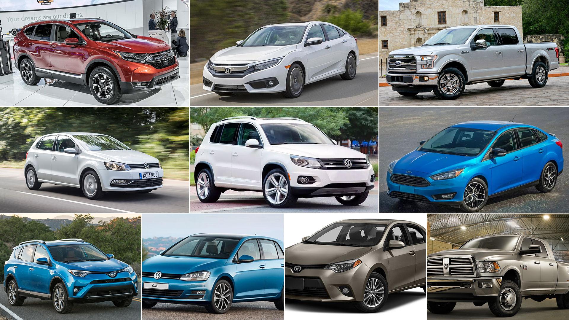 Vendidos Más En Los Del Mundo 2017 100 Infobae Automóviles 0NwO8Pnvmy