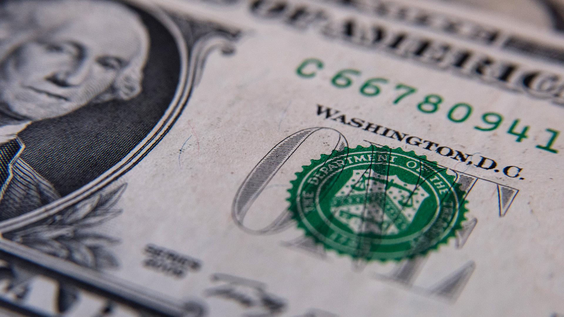 El dólar avanza 16,5% en el transcurso de 2018. (Adrián Escandar)