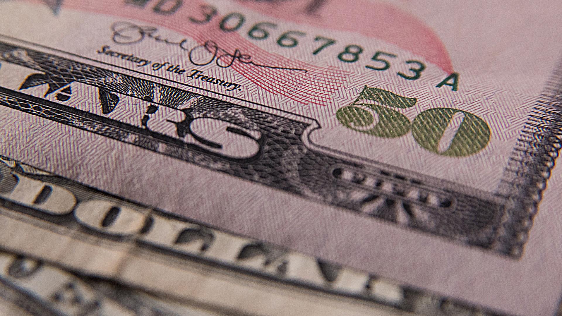 La apuesta por la divisa de EEUU fue de los mejores negocios del año. (Adrián Escandar)