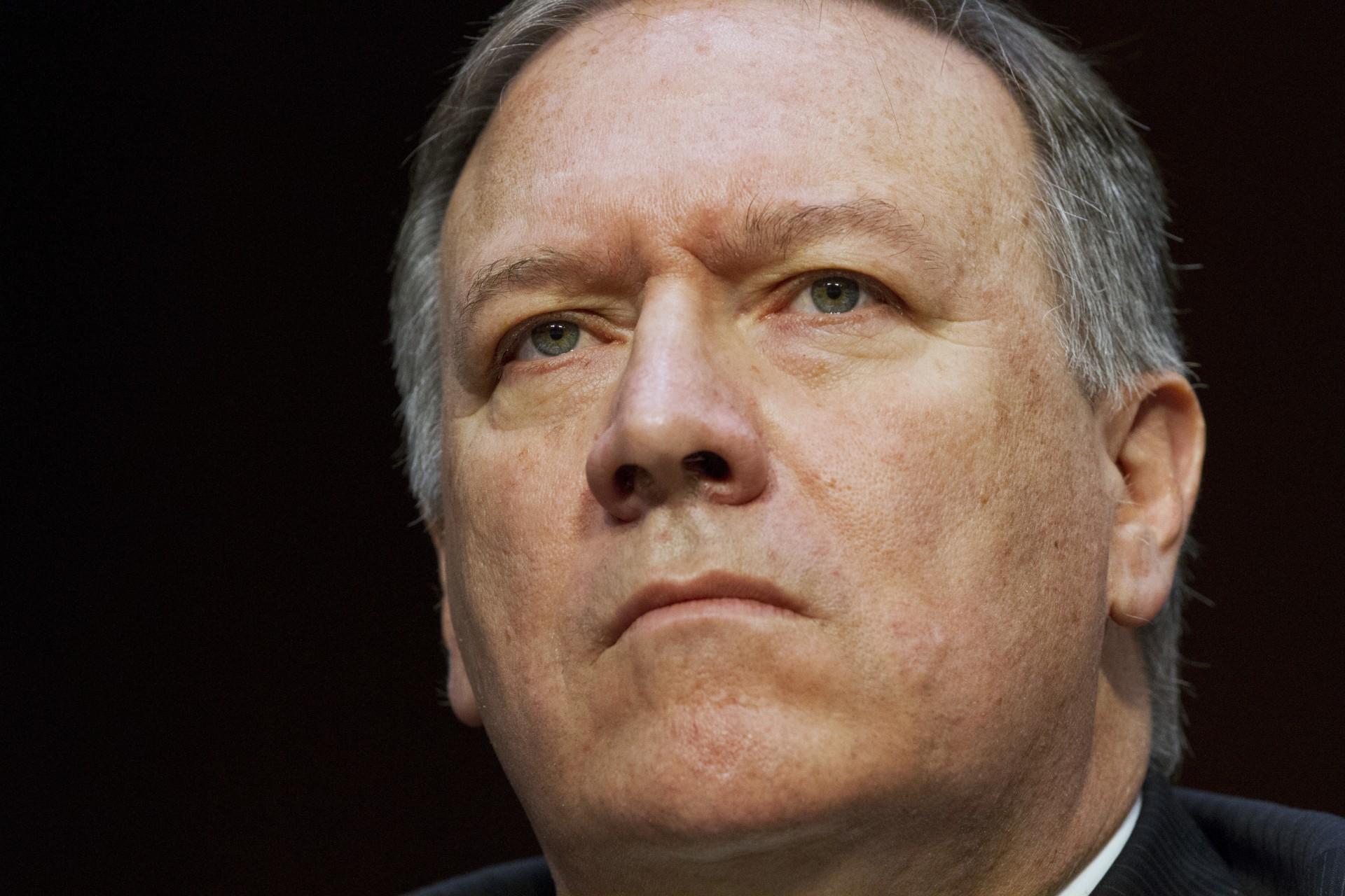 El secretario de Estado de EEUU Mike Pompeo (AP /Jacquelyn Martin, archivo)