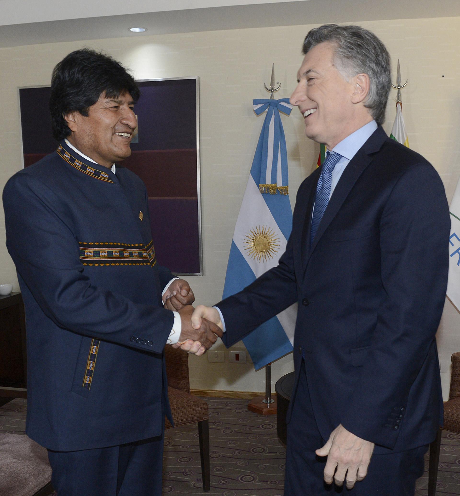 Otros tiempos. Se tensa la relación entre Argentina y Bolivia (Foto de archivo)
