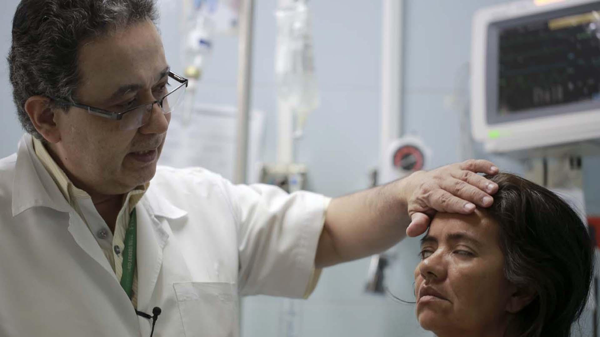 El 40% de los pacientes con Epof recibió al menos un diagnóstico erróneo en su vida.(AP)