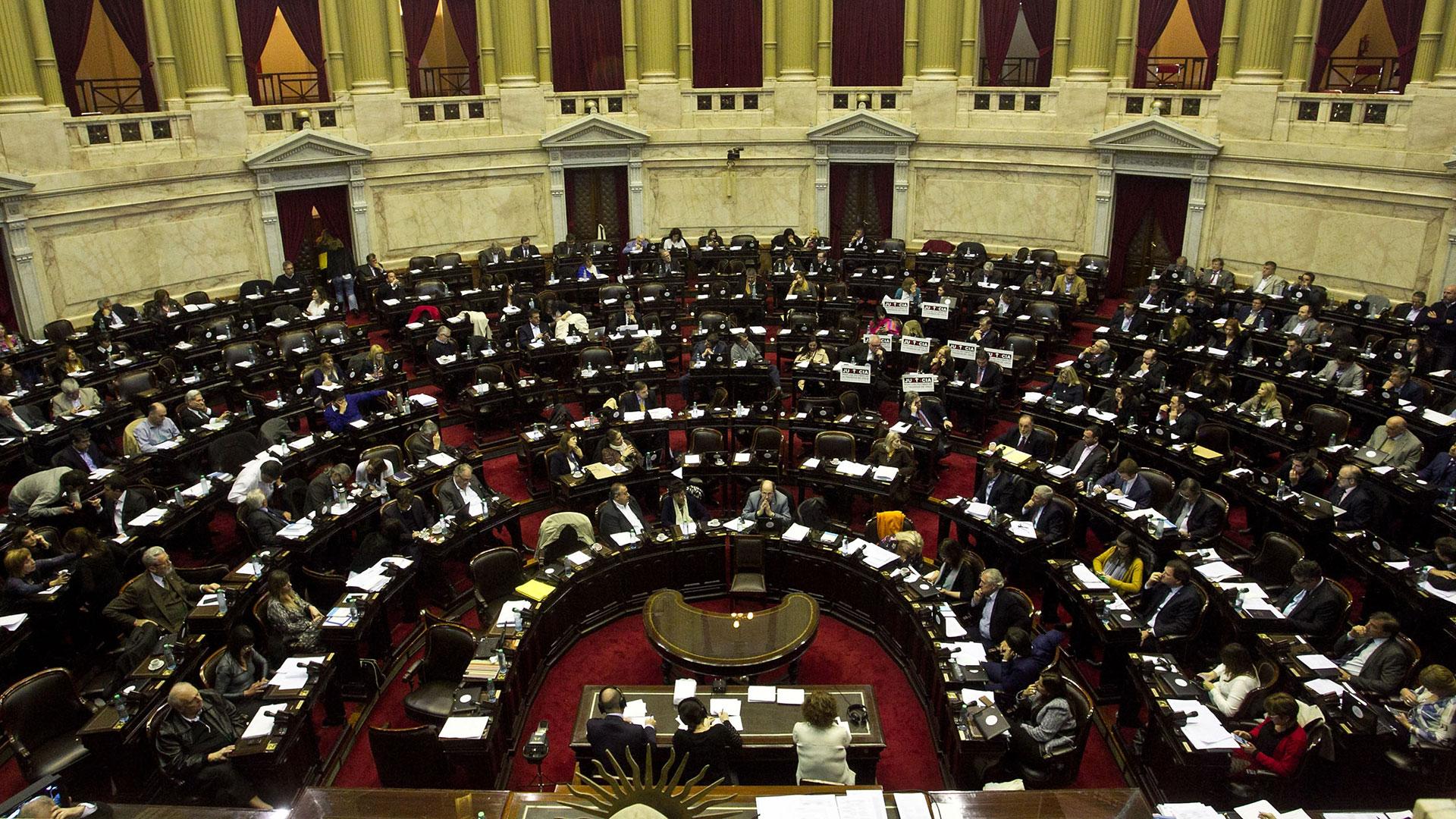 El peronismo prepara una renovación en el Congreso (DyN)