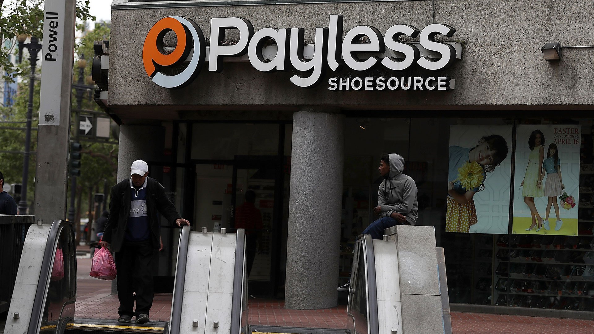 Payless (Getty Images)