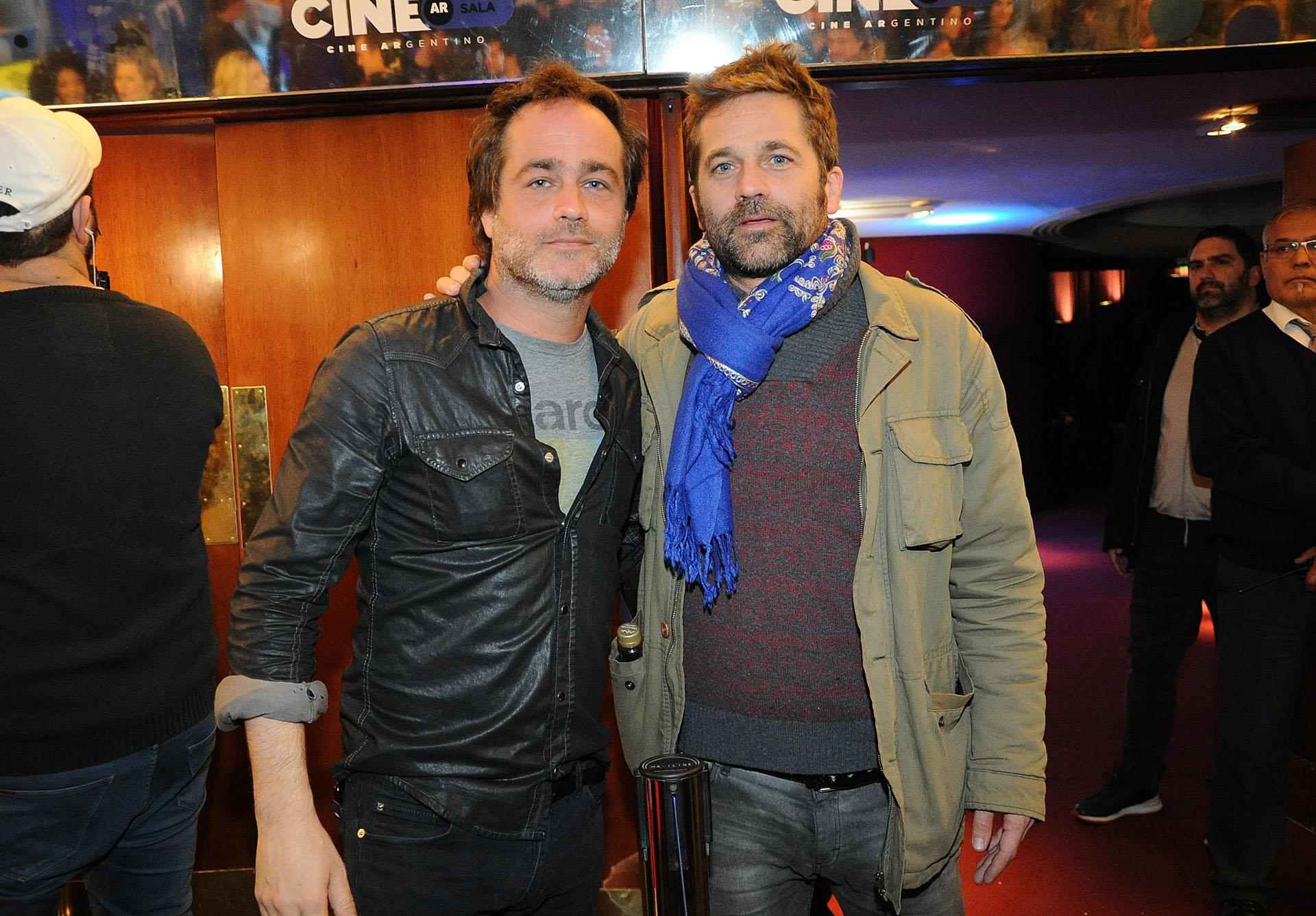 Gastón y Nicolás Pauls, en la actualidad