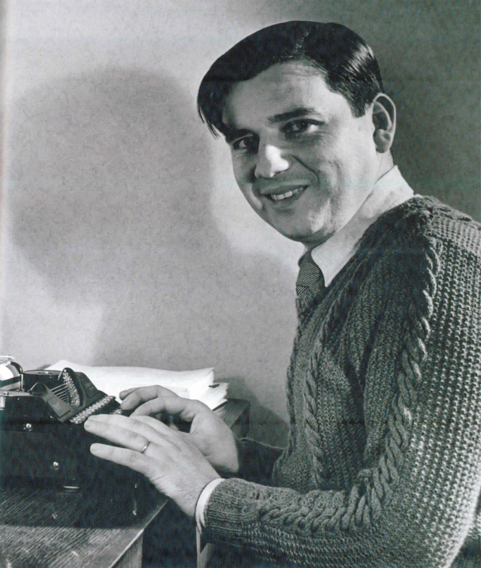 """Pinélides Fusco, a quien Perón llamaba """"Fusquito"""", nació en Buenos Aires el 26 de diciembre de 1913"""
