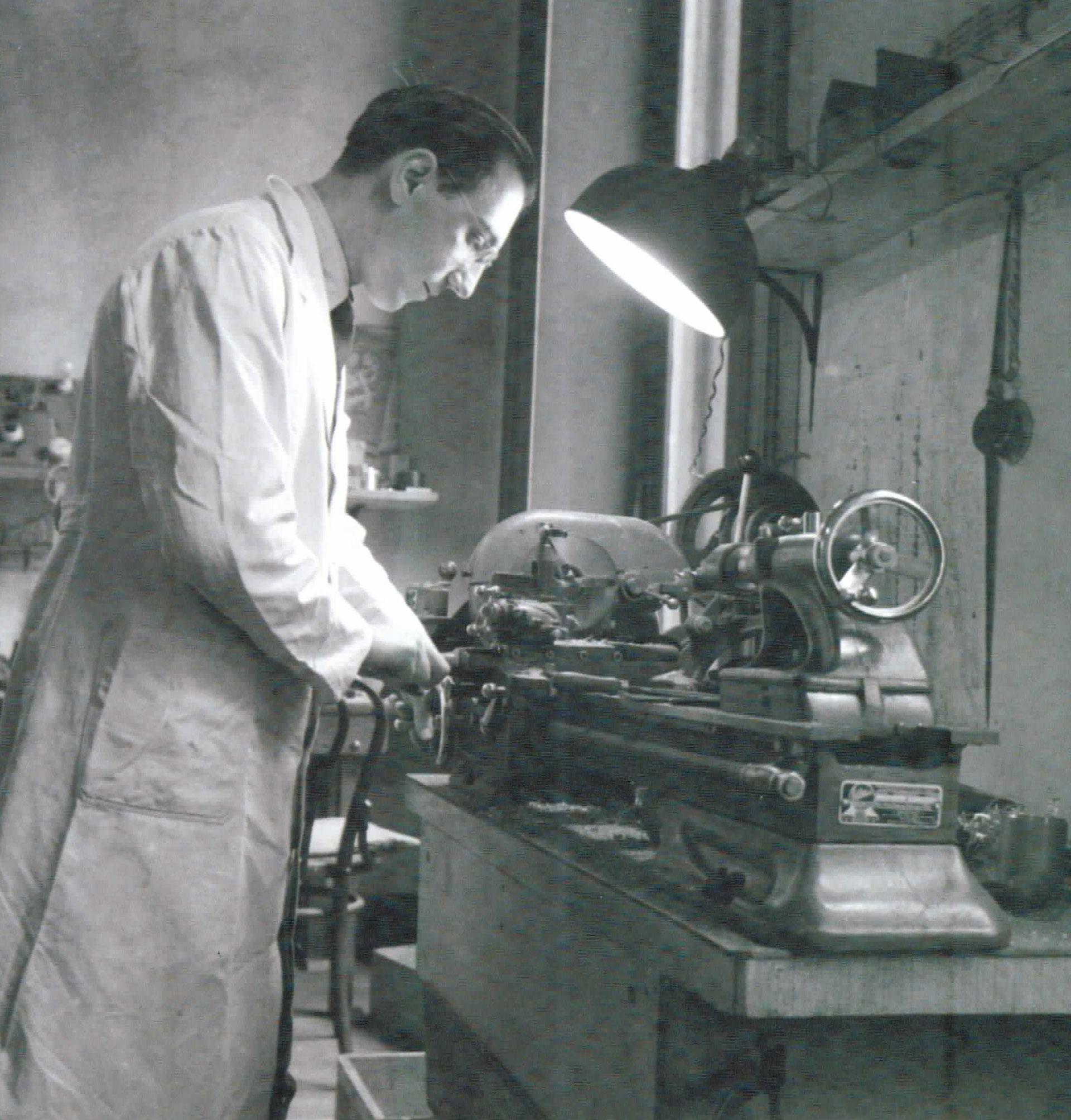 El mundo del trabajo también atrajo la mirada de Pinélides Fusco