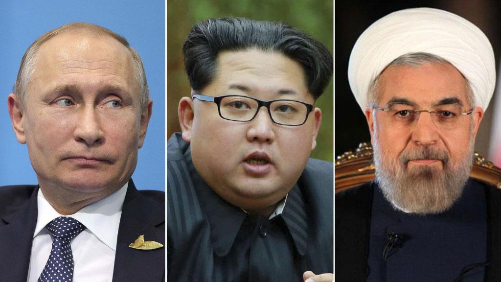 Rusia, Corea del Norte e Irán están en la mira de EEUU ante posibles injerencias extranjeras