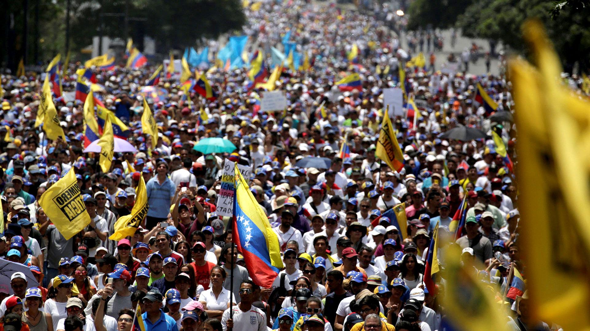Este viernes se espera que la protesta en contra de la Constituyente sea masiva.
