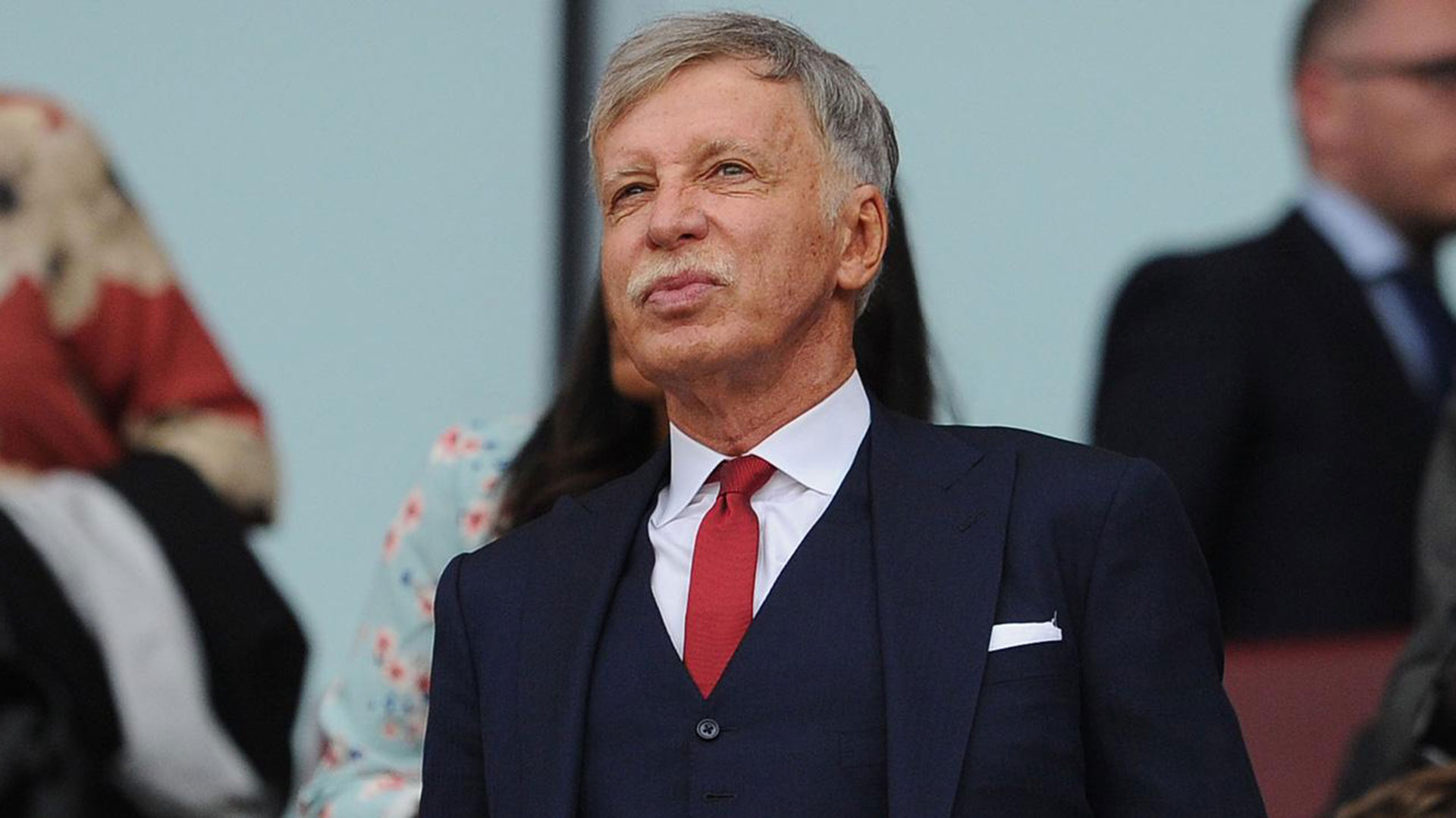 Stan Kroenke es el máximo accionista del Arsenal